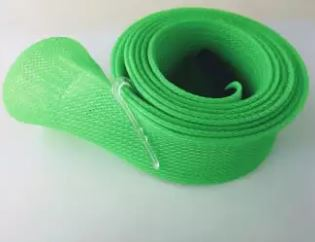 BAIT CASTING ROD SLEEVE Green